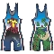 Brute Hawaii Wrestling Singlet