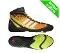 Adidas Response 3.1 Wrestling Shoes - Bahia Orange/Black