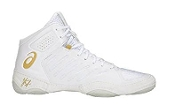 Asics JB Elite III White/Rich Gold